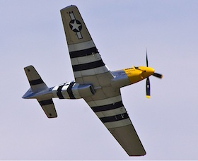 'Ferocious Frankie' - P-51D Mustang by Dave Hamster, on Flickr