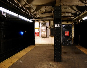 168th Street Station (IND Eighth Avenue Line) by Paul Lowry, on Flickr